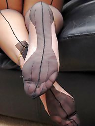 Feet, Pantyhose, Stocking, Stockings