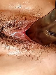 Hairy ass, Hairy pussy