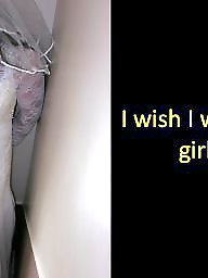 The cuckold, World, S world, Stockings sissy, Stocking cuckold, Sissys