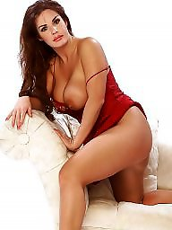Red, lingerie, Red lingerie, Red boobs, Red mature, Sexy mature big boobs, Sexy mature big