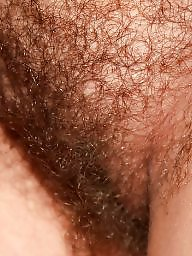 Milf pussy, Hairy wife