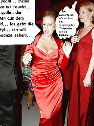 German, Celebrity captions, German celebs, German caption, Milf captions, German milf