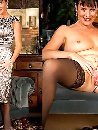Mature dressed undressed, Milf dressed undressed, Dressed undressed, Flashing milf, Milf flashing, Mature dress