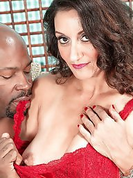 Beautiful mature, Interacial, Interracial mature