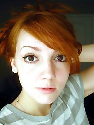Amateur redhead, Young, Old