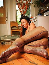 Milf feet, Feet, Stocking milf