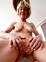 Grannies, Hairy mature