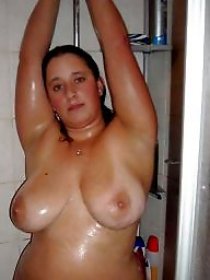 Naked, Real milf