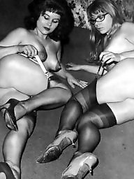 Vintage stockings, Home