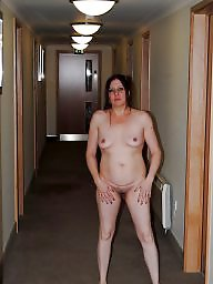 Hairy mature, Shaved mature, Shaved