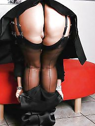 Upskirt mature, Mature stockings, Little, Mature stocking, Upskirt