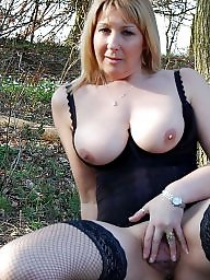 Mature stockings