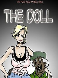 Interracial cartoons, Interracial cartoon, Interracial, Dolls, Doll, The doll