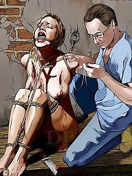 Painful bdsm, Pain cartoon, Styles, Styled, Style, Bdsm pain