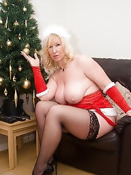 Stockings big, Stocking matures, Stocking big, Stocking boobs, Santas helpers, Matures big boobs