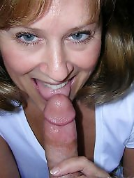Sucking, Mom blowjob, Milf blowjob, Moms, Mom