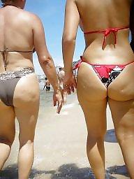 Brazil, Beach ass, Beach