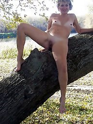 Outdoor, Mature outdoors, Mature outdoor, Naked mature, Mature shower, Mature naked