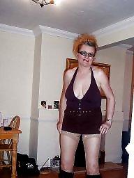 Amateur mature, Wanking, Mature stockings, Lady