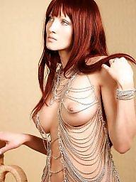 Redheads big boobs, Redhead posing, Redhead pose, Redhead busty, Redhead boobs, Redhead big boobs