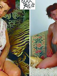 Mature dressed undressed, Mature dressed, Dressing, Undressed, Undress, Mature dress