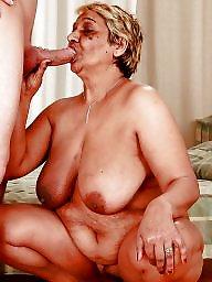 Boob door, Oma grote borsten