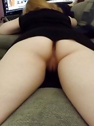 My wife, Panties, Voyeur pussy, No panties, Ass hole, Upskirt panty