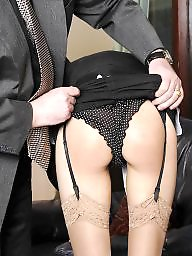 Mature bdsm, Secretary, Mature panties, Panties