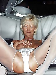Granny stockings, Granny mature, Mature stockings, Grannys, Granny public, Mature public