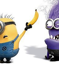 Minion, Amateure cartoon, Amateur celebrity, Amateur cartoone, Amateur cartoon, Celebrities cartoons