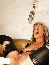 Mature strapon, Mature mistress, Lesbian strapon, Used, Used mature, Old young