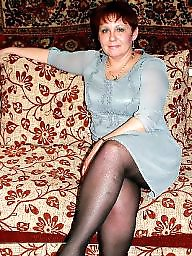 Mature legs, Russian amateur, Russian mature