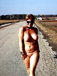 Mature, Milf, Public, Matures