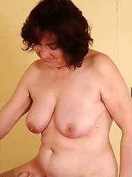 Granny, Busty mature