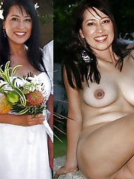 Milf dressed undressed, Bride, Dressed undressed, Undress, Undressed, Brides
