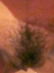 Hairy, Brunette
