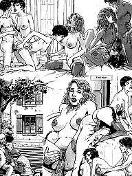 Young old cartoon, Group sex, Cartoon, Sex cartoons, Young cartoons, Old cartoons