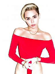 Miley cyrus, Topless, High