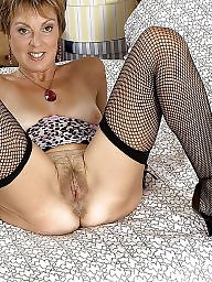 Open legs, Mature legs, Leggings, Mature leggings