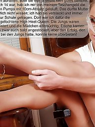 Milf captions, Nylon captions, Nylon, Caption, Milf nylon, Nylons