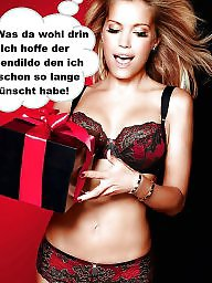 German captions, German, German celebrity, Celebrity captions, Celebrity caption, German celebs