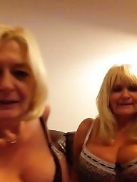 Twos, Two lady, Two ladies, Two boobs big, Two matures, Two & stockings