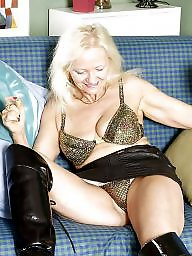 Granny stockings, Granny, Grannies, Mature stockings