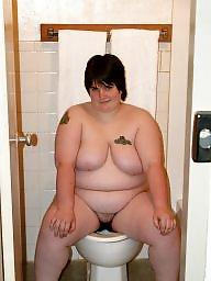 Bbw hairy, Hairy bbw, Toilet