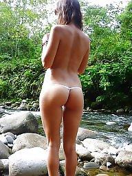 Tits pool, Tits bikini, Thong bikini, Thong ass, Public thongs, Public bikini