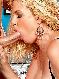 Mature blowjob, Mouth, Milf blowjob, Cocks, Mouthful, Cock