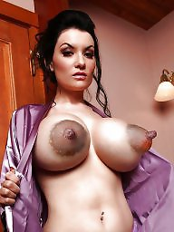 Big nipples, Nipples, Areola