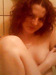 Redhead, Redhead blowjob, Amateur blowjob