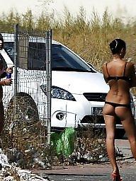 Prostitutes, Prostitute, Work, Hidden, Hidden cam, At work