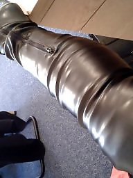 Amateur boots, Boots, Thighs, Amateur bdsm, Thigh